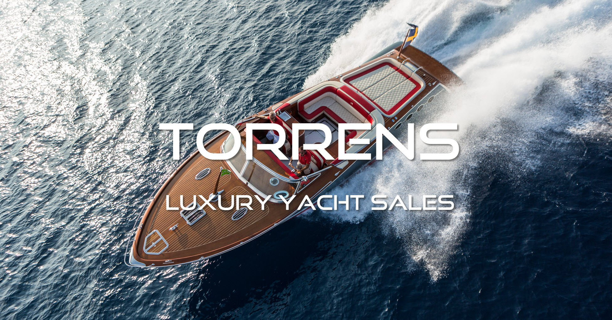 Sell Your yacht - Torrens Luxury Collection 1300 148 648