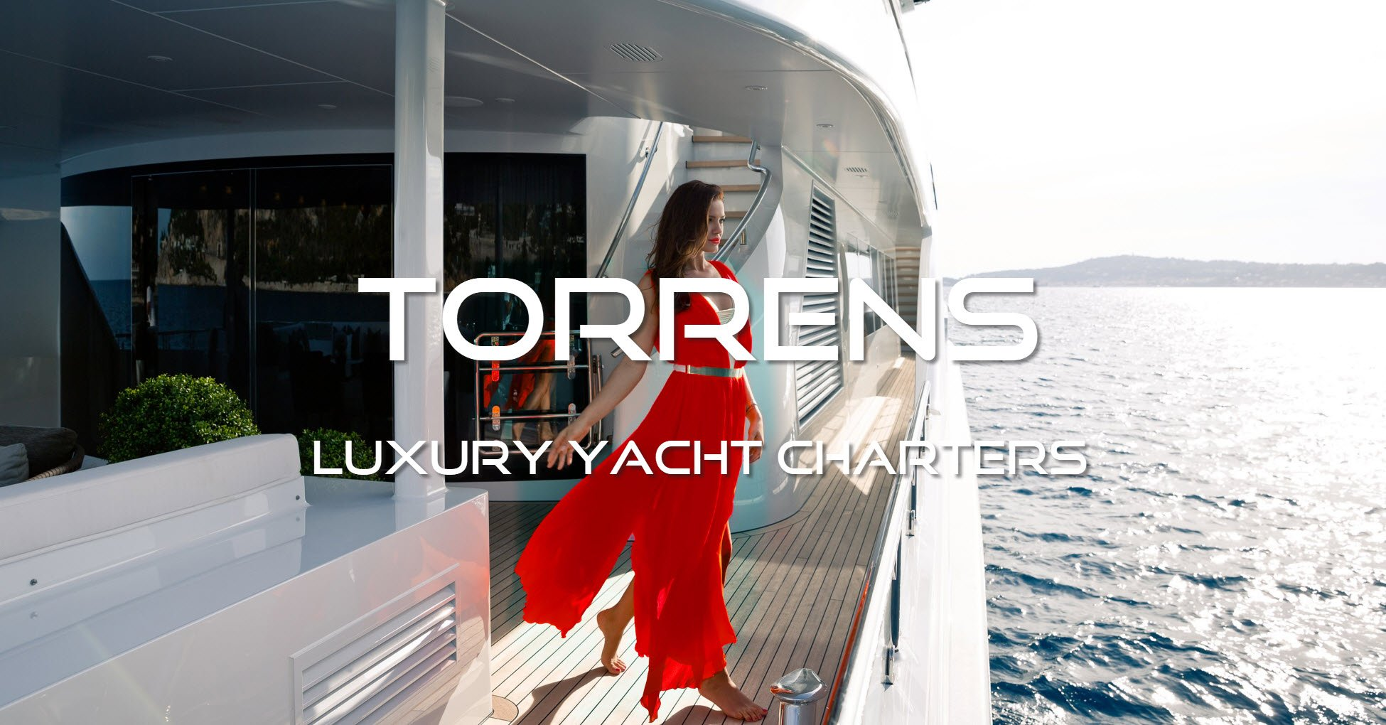 Yacht Charters - Torrens Luxury Collection 1300 148 648